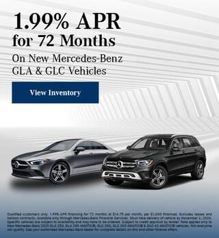 October 1.99% APR for 72 Months Offer