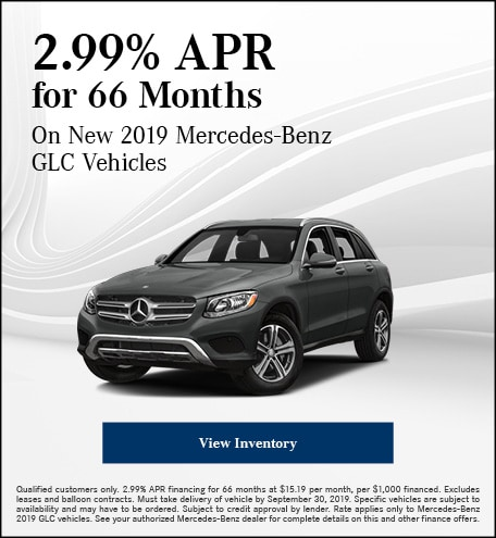September 2.99% APR for 66 Months Offer