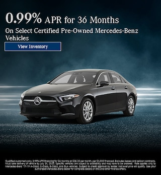 July 0.99% APR for 36 Months Offer