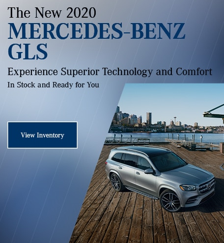 The New 2020 Mercedes-Benz GLS