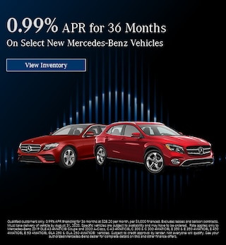 August 0.99% APR for 36 Months New Offers