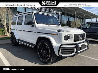 Pre-Owned 2020 Mercedes-Benz AMG G 63 SUV in Hanover, MA