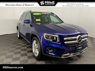 Pre-Owned 2020 Mercedes-Benz GLB 250 4MATIC SUV in Hanover, MA