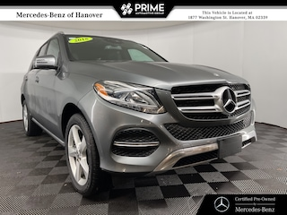 Pre-Owned 2018 Mercedes-Benz GLE 350 4MATIC SUV in Hanover, MA