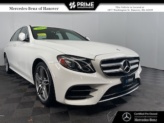 Pre-Owned 2017 Mercedes-Benz E-Class E 300 4MATIC Sedan in Hanover, MA