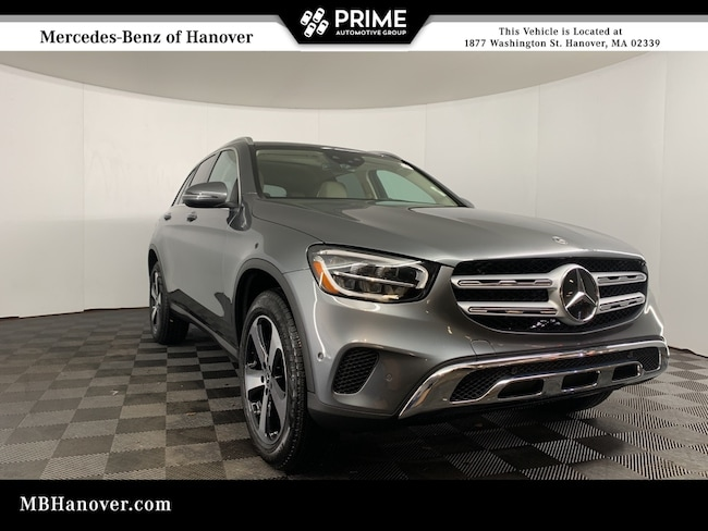New 2021 Mercedes-Benz GLC 300 4MATIC SUV in Hanover, MA