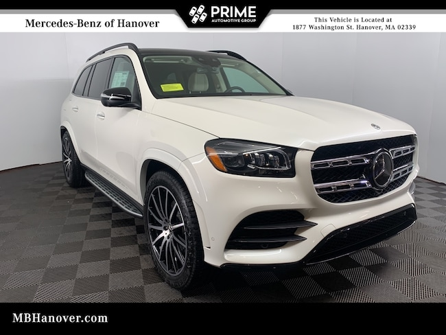 New 2021 Mercedes-Benz GLS 580 4MATIC SUV in Hanover, MA