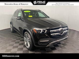 New 2021 Mercedes-Benz GLE 350 4MATIC SUV in Hanover, MA