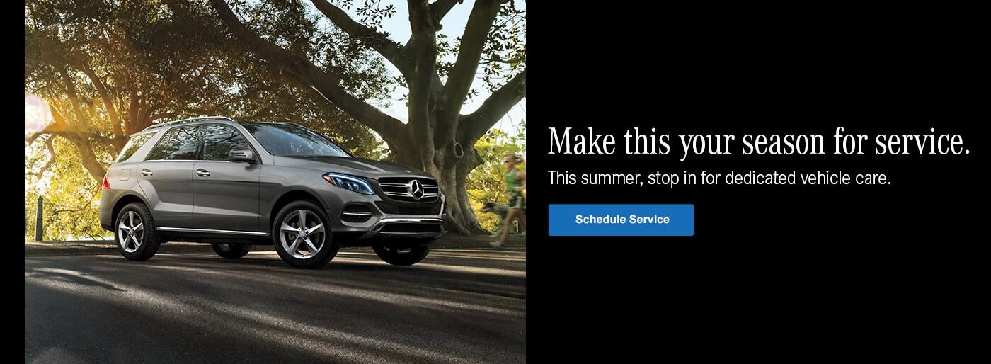 Mercedes Dealer | Hanover, MA.