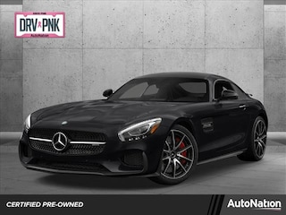 2017 Mercedes-Benz AMG GT S Coupe