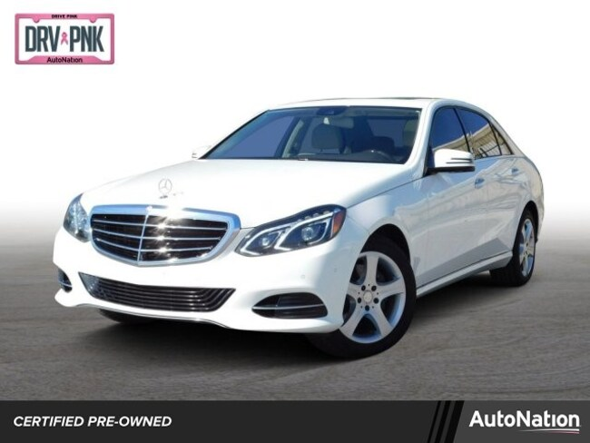 2016 Mercedes-Benz E-Class E 350 Luxury Sedan