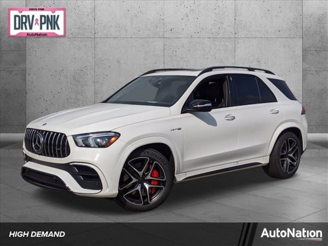 2021 Mercedes-Benz AMG GLE 63 S-Model 4MATIC SUV