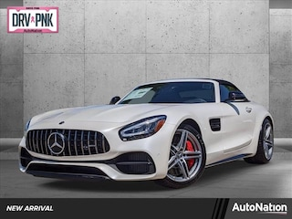 2021 Mercedes-Benz AMG GT C Convertible