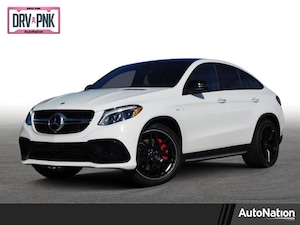 2019 Mercedes-Benz AMG GLE 63 4MATIC SUV