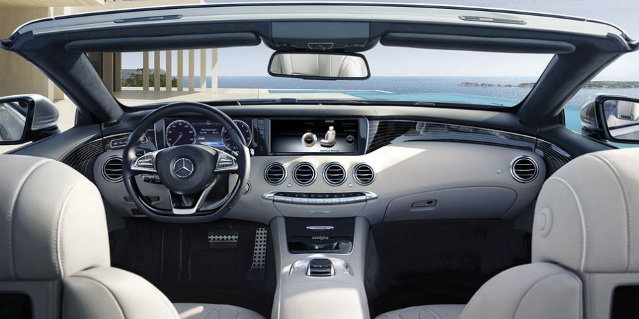 The s class cabriolet is a game changer mercedes benz of for Mercedes benz remote start app