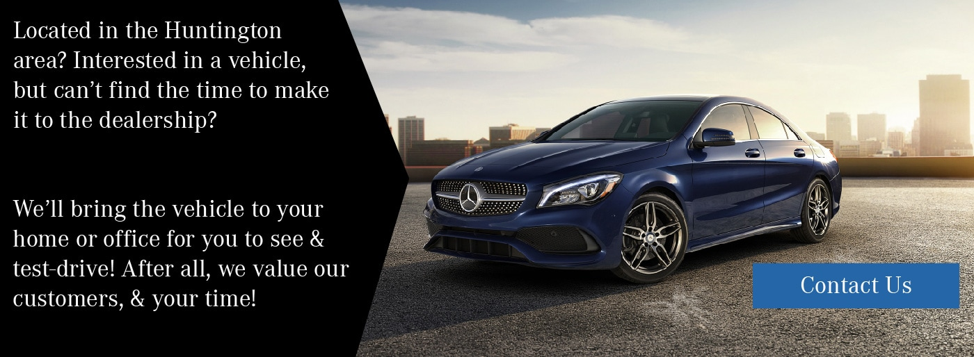 Mercedes-Benz of Huntington | New & Used Luxury Car Dealer