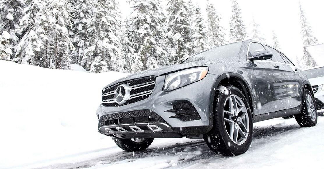 2017 Mercedes-Benz Winter - GLC