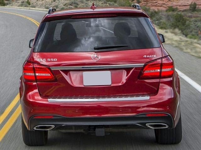 Mercedes-Benz GLS 550 SUV Road