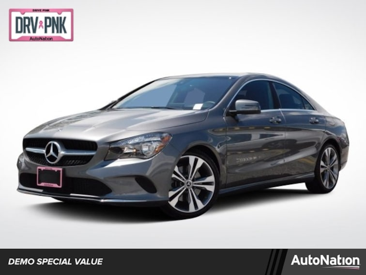 Mercedes Of Hunt Valley >> Used 2019 Mercedes Benz Cla 250 For Sale At Autonation Subaru Hunt Valley Vin Wddsj4gb2kn748717