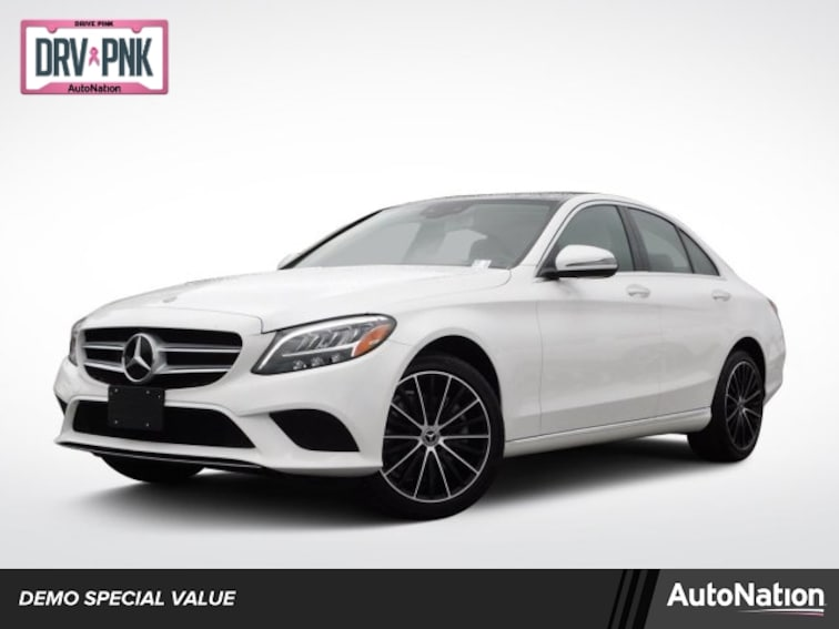 Mercedes Of Hunt Valley >> Used 2019 Mercedes Benz C Class For Sale At Autonation Subaru Hunt Valley Vin 55swf8eb8ku291447