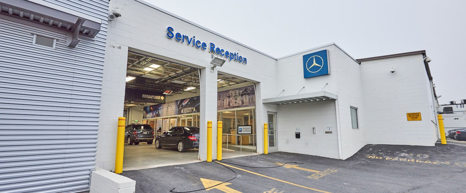 Service Your MercedesBenz Hunt Valley MD MercedesBenz Of Hunt - Mercedes benz repair near me