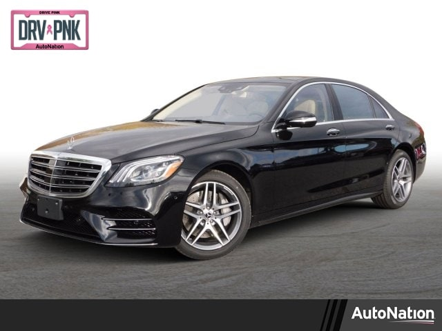 New 2019 Mercedes Benz S Class For Sale At Mercedes Benz Of Hunt Valley Vin Wddug6eb5ka455715