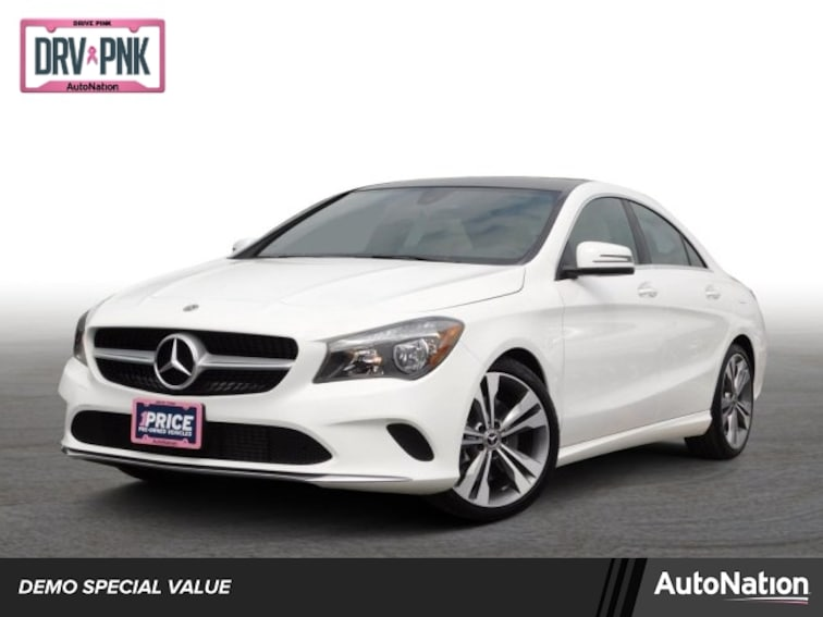 Mercedes Of Hunt Valley >> Used 2019 Mercedes Benz Cla 250 For Sale At Autonation Subaru Hunt Valley Vin Wddsj4gb8kn724230