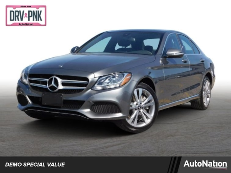 Mercedes Of Hunt Valley >> Used 2018 Mercedes Benz C Class For Sale At Autonation Subaru Hunt Valley Vin 55swf4kbxju281109