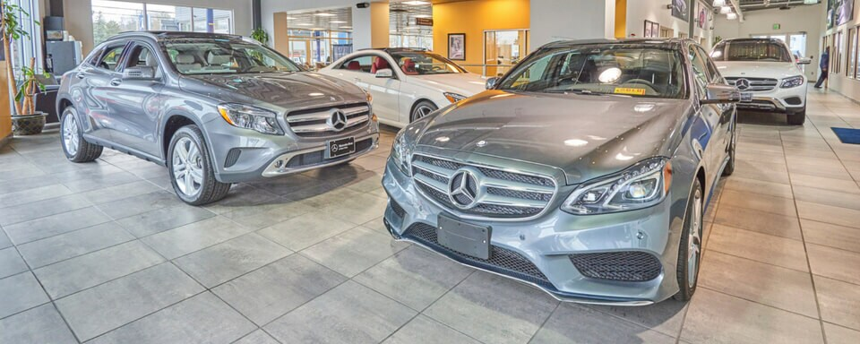 Exceptional View Of Mercedes Benz Of Hunt Valleyu0027s Finance Center And Showroom