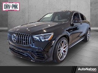New 2021 Mercedes-Benz AMG GLC 63 S 4MATIC SUV for sale in Cockeysville