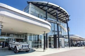mercedes benz of jacksonville luxury car sales fl