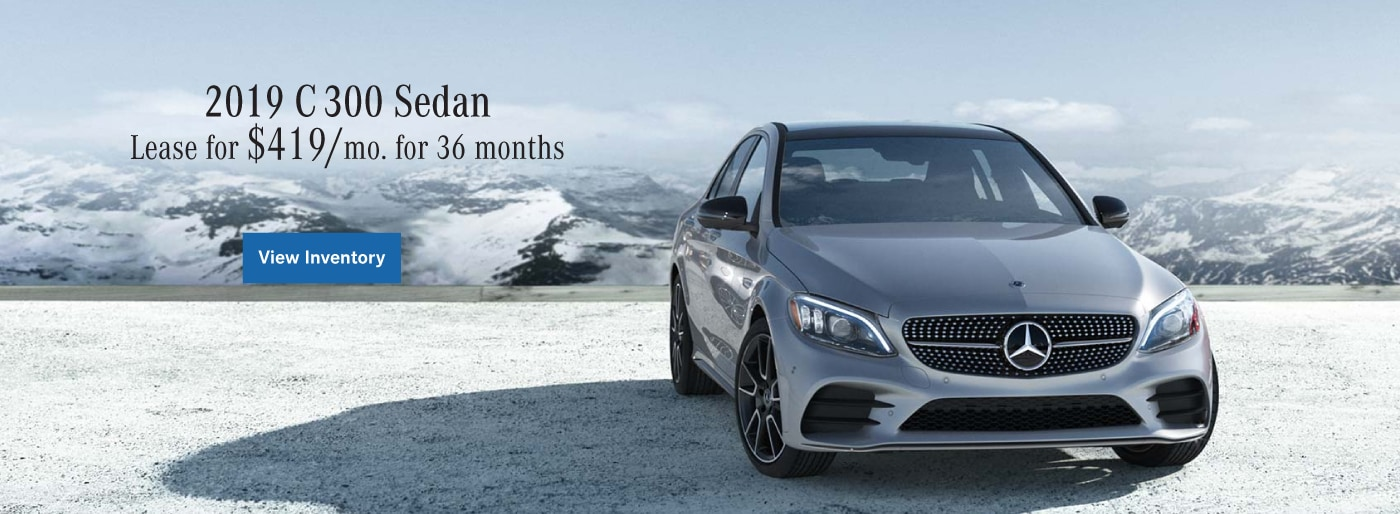 Mercedes Benz Lease >> Monthly Lease Specials Mercedes Benz Of Jacksonville