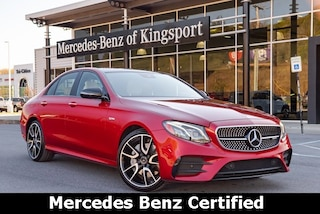 2017 Mercedes-Benz AMG E 43 4MATIC Sedan