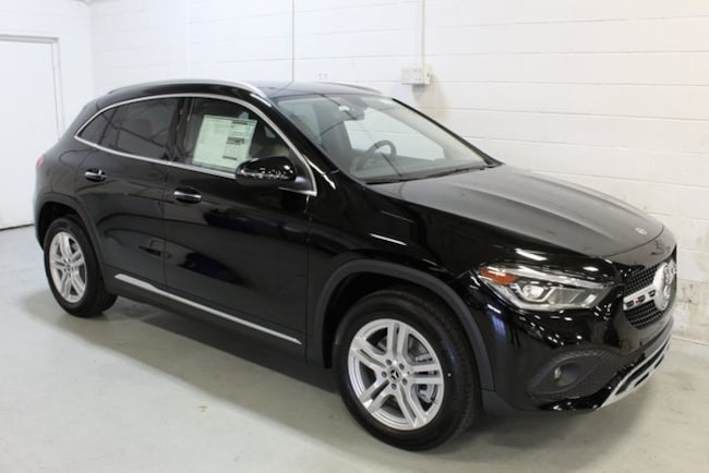 New 2021 Mercedes-Benz GLA 250 4MATIC SUV in Lafayette, IN