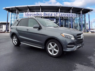 Certified Pre-Owned 2018 Mercedes-Benz GLE 350 4matic SUV 4MATIC SUV in East Petersburg PA