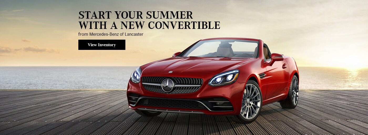 Mercedes-Benz of Lancaster | New Mercedes-Benz dealership ...
