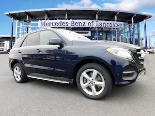Used 2017 Mercedes-Benz GLE 350 4matic SUV 4MATIC SUV in East Petersburg PA