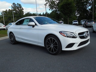 2019 Mercedes-Benz C-Class C 300 4MATIC Coupe