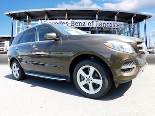 Used 2016 Mercedes-Benz GLE 350 4matic SUV 350 4MATIC SUV in East Petersburg PA
