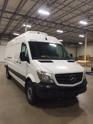 1acf5b2f75 2018 Mercedes-Benz Sprinter 2500 High Roof V6 2500 High Roof V6 170 RWD in