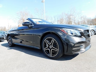 New 2019 Mercedes-Benz C-Class C 300 4MATIC Cabriolet in East Petersburg PA