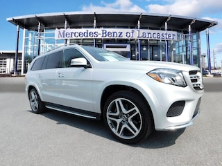 Used 2017 Mercedes-Benz GLS 550 4matic SUV 4MATIC SUV in East Petersburg PA