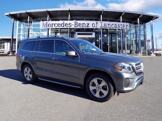 Certified Pre-Owned 2017 Mercedes-Benz GLS 450 4matic SUV 4MATIC SUV in East Petersburg PA