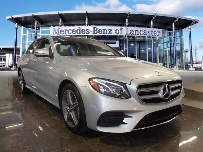 2019 Mercedes-Benz E 300 4matic Sedan E 300 4MATIC SEDAN