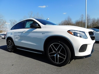 Used 2019 Mercedes-Benz AMG GLE 43 Coupe 4MATIC COUPE in East Petersburg PA