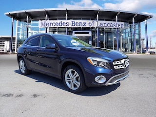 Certified Pre-Owned 2018 Mercedes-Benz GLA 4MATIC SUV in East Petersburg PA