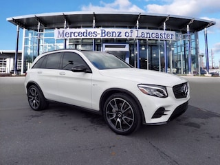 Used 2019 Mercedes-Benz AMG GLC 43 SUV 4MATIC SUV in East Petersburg PA