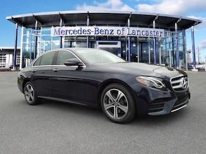 2019 Mercedes-Benz E 300 4matic Sedan E 300 4MATIC SEDAN