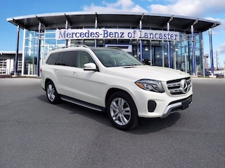 Certified Pre-Owned 2018 Mercedes-Benz GLS 4MATIC SUV in East Petersburg PA