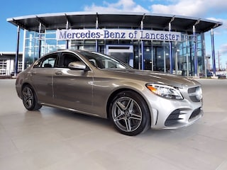 Used 2020 Mercedes-Benz C-Class C 300 4MATIC Sedan in East Petersburg PA